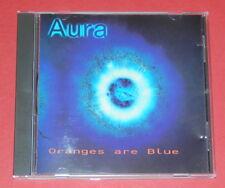 Aura - Oranges are blue -- CD / Electro