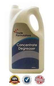 Concentrate Engine Degreaser / Parts Washer Fluid - (1x5 Litres)