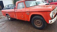 67 & 70 Dodge D200, 2x4 & 4×4, 3/4 ton trucks  (projects )