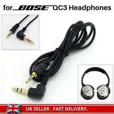QC3 Cable Replacement 2.5 to 3.5 mm Cord for BOSE Quiet Comfort 3 QC3 Headphones