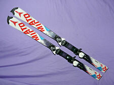 New listing ATOMIC Redster SL FIS 138cm Kids SL Race Skis w/ ATOMIC Z12 Bindings, Plates ❆ ❆