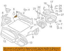 BMW OEM 08-14 X6 Fender-Duct Cover Rivet 51488353567