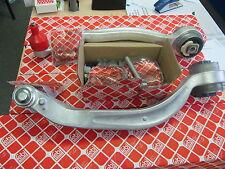 2xFEBI Querlenker Audi A4 u. A6  hinten unten mit Befestigungsmaterial neu