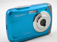 aquapix W1024 Waterproof Digital Camera 16MP max resolution, lomo effect