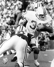 1972 Miami Dolphins LARRY CSONKA Glossy 8x10 Photo Print Football Poster