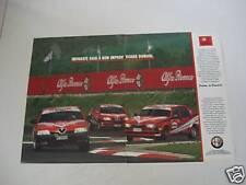 advertising Pubblicità 1991 ALFA ROMEO 75/164 3.0