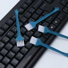 Mini Desktop Broom Cleaning Brush Sweep Tool Desk Computer Keyboard Car Air Vent