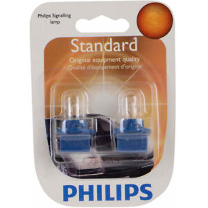 Philips License Plate Light Bulb for Cadillac DeVille 2000-2005 Electrical oz