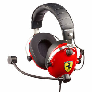 Thrustmaster T Racing Scuderia Ferrari Edition, Gaming Headset FAST DELIVERY