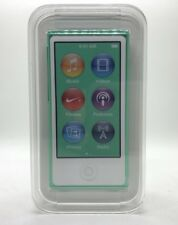 Apple iPod nano 7. Generation Grün Green (16GB) NEU NEW Versiegelt Sealed RAR