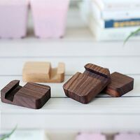 Universal New Wooden Mobile Phone Accessories Mobile Phone Holder Stands