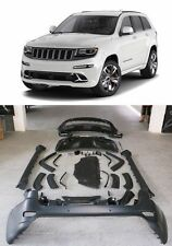 Bodykit for Jeep Grand Cherokee 2014 + SRT 8