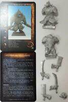 Rackham Confrontation Orcs 28mm  Warriors of the Wind #1 NM