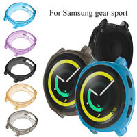 TPU Protector Case Cover Protective frame Shell For Samsung Gear Sport watch