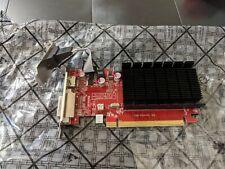 VisionTek Radeon 5450 2GB DDR3 DVI-I HDMI VGA Graphics Card - 900861Black/Red