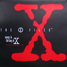 THE X FILES POSTER, SONGS IN THE KEY OF X (SQ36)