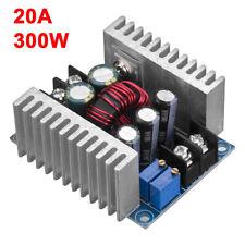 Dc Dc Cc Cv Buck Converter Step Down Power Module 6 40v To 12 35v 20a 300w