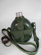 55 Style 1L Army Military Canteen Surplus Chinese Water Bottle Collect Hydration