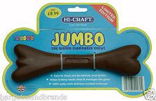 Hi-Craft 🐶 Toyboy™ Dog Chew BEEF Flavoured Nylon JUMBO Bone 🇬🇧
