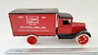 Collectible ERTL 1931 HAWKEYE Motor Truck Bank 1/34 Scale Diecast Carlisle 1991