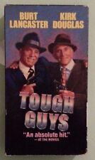burt lancaster  TOUGH GUYS  kirk douglas   VHS VIDEOTAPE