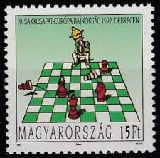 Hongarije postfris 1992 MNH 4216 - EK Schaken