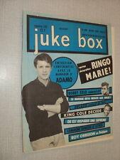 JUKE BOX 102 (1/4/65) ADAMO BOBBY SOLO NAT KING COLE EDDY MITCHELL SHEILA MACIAS