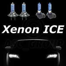 Xenon ICE White Headlight Bulbs 55w 65w H7 & HB3 Headlamps