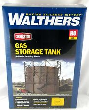Ho Scale Gas Storage Tank Kit - Walthers #933-2907