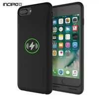 Incipio Protective Wireless Charging Case for iPhone 6/6S/7 Plus- Ghost Black