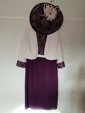 Condici mother of the bride/groom outfit size 12