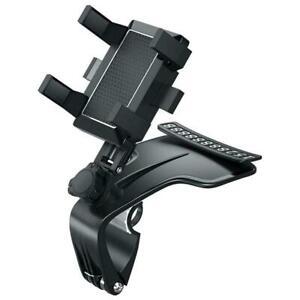 Multifunction Car Dashboard Sun Visor Mount Phone Holder Rearview 2021 U2Q2