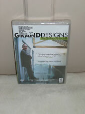 GRAND DESIGNS - COMPLETE SERIES ONE ( 1 ) - RARE NEW & SEALED DVD (FREE UK P&P)