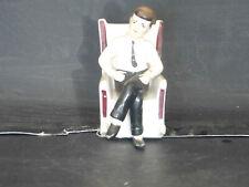 JFK Rocking Chair Cookie Jar
