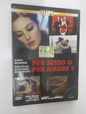PER SESSO O PER AMORE ? - FILM IN DVD - visitate il negozio COMPRO FUMETTI SHOP