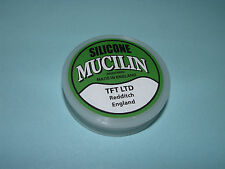 Mucilin Silicone Green Label Dry Fly & Fly Fishing Line Dressing