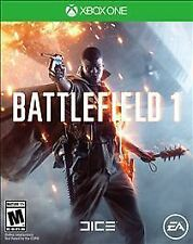 Battlefield 1 Game Only Xbox One