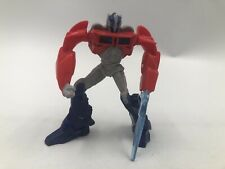 Transformers McDonald's Loose figure Optimus Prime 2012 Hasbro