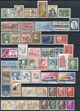 DENMARK MINT & USED 1969-86 MANY NH