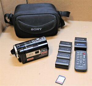 Sony HDR-PJ260VE HD 5.1 surround, GPS, with Built-in Projector (NO CHARGER)