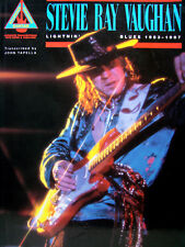 STEVIE RAY VAUGHAN LIGHTNIN' BLUES 1983-1987 25 SUCCES PAROLES ET MUSIQUE