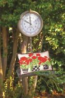 Hanging Scale Clock Farmer's Market