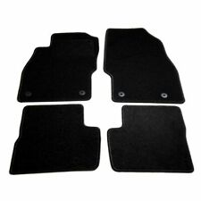 vidaXL Car Mat Set 4 Piece for Opel Corsa D Vehicle Floor Maintenance Carpet