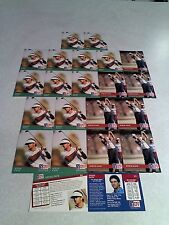 *****Steve Pate*****  Lot of 33 cards.....3 DIFFERENT / Golf