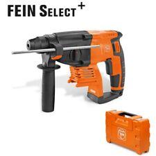 Fein Akku Bohrhammer ABH18/N00 71400164000 ohne Akku und Ladegerät im Koffer