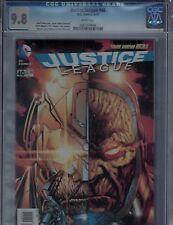 Justice League #40 1st app of Grail( CGC 0261274006)