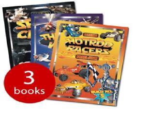 Activity book Junkcraft Activity Set Children Activity Books RRP £17.97