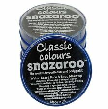 PROFESSIONAL SNAZAROO FACE PAINT WATER BASED PAINTS PAINTING 18ML CHILD FRIENDLY