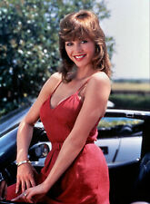 PHOTO DALLAS - VICTORIA PRINCIPAL  (P1) FORMAT 20X27CM