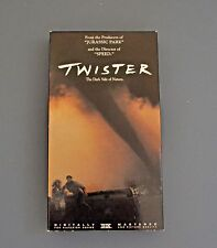 Twister The Dark Side of Nature VHS Movie Video Tape 1996  PG-13